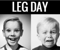 Leg Day Pictures, Photos, Images, and Pics for Facebook ...