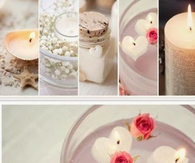 DIY Heart Shaped Candle