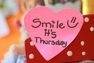 Smile its thursday