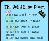 the jelly bean poem