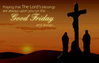 Good Friday and always