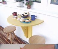DIY Balcony folding table