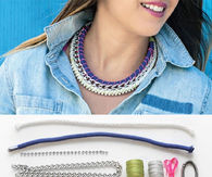 DIY Beautiful Necklace
