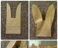 DIY Rabbit Bag