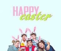 One Direction Happy Easter