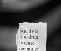 Scientists find drug to erase memories