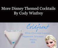 Disney Themes Cocktail Recipes