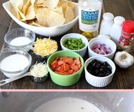 DIY Pizza Nachos