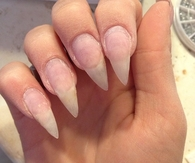 Natural claw nails