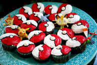 Pokemon cupcakes
