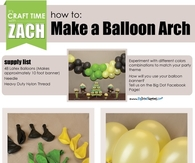 How Yo Make A Balloon Arch