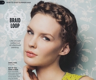 DIY Braid Loop