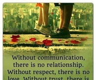 communication respect trust