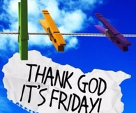 Thank God its Friday