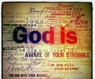 God is aware of your struggle