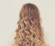 Cute wavy hair
