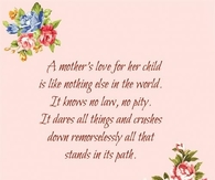 Mother Poem Pictures, Photos, Images, and Pics for Facebook ...
