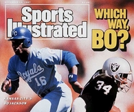 two sport icon - BO JACKSON
