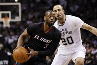 The 2014 wild cards (Wade vs Manu)