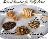 Natural Remedies for Belly Aches