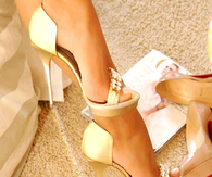 New Fashion Sexy High Heel Platform Sandals