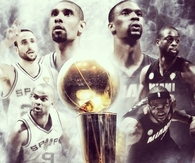 Finals repeat Heat vs Spurs 2014