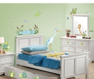 Nature Cartoon Kids room