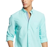 Mens Teal Button Up Shirt | Artee Shirt