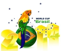 logo's for the World Cup 2014