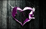 Splattered Heart