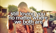 Still Loving You
