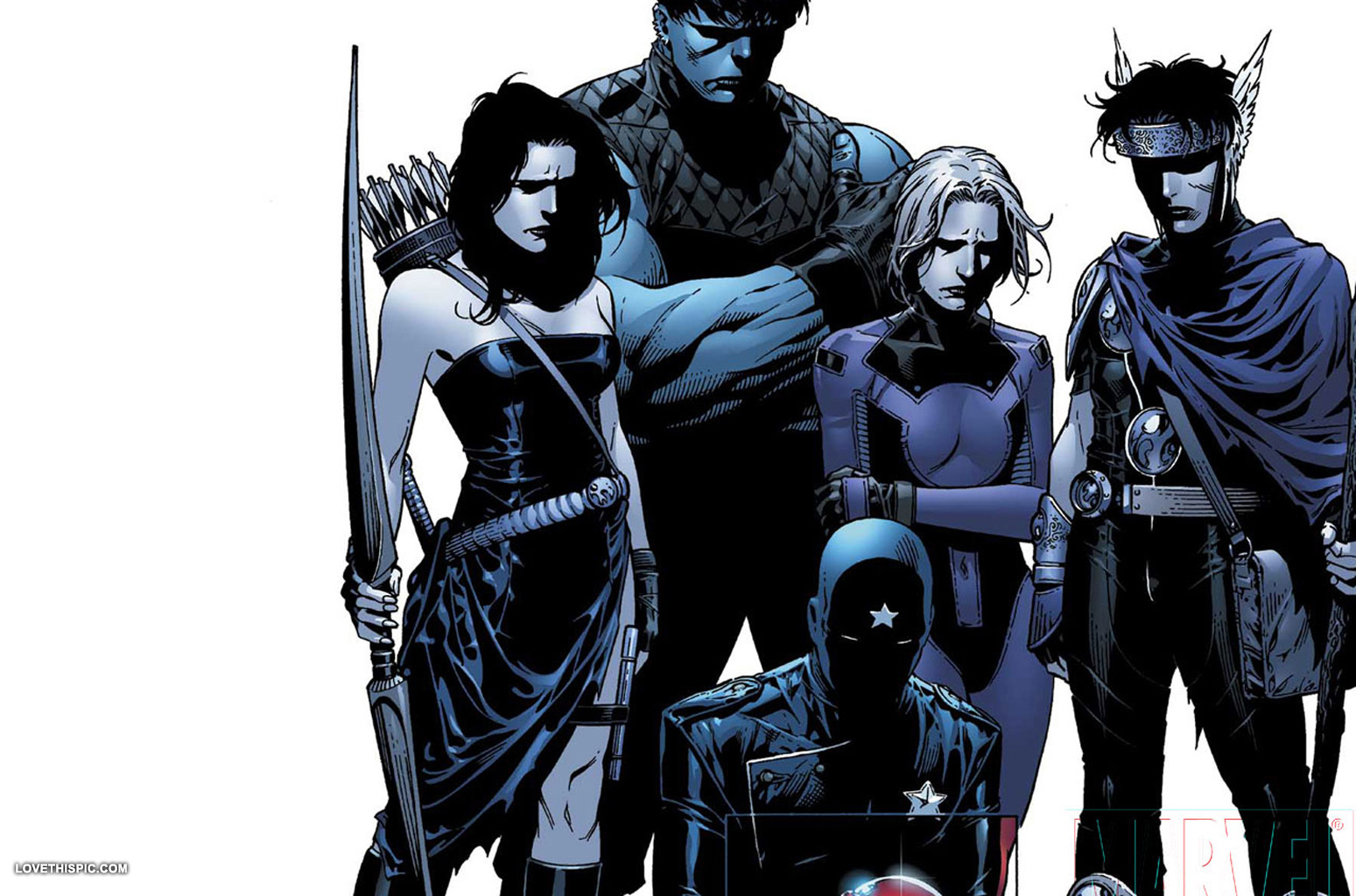 Young avengers pictures photos and images for facebook tumblr